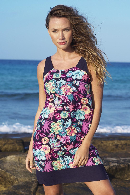 9dbdaf37e3de Dámske plážové šaty Fiona I