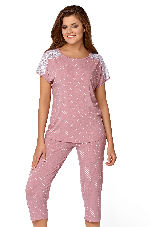 7ff0f0abe956 Dámske pyžamo Ana