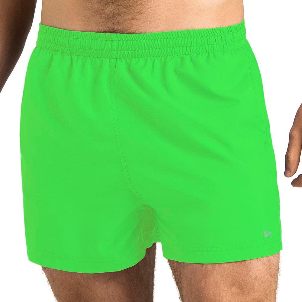 a834a8227d39 Pánske kúpacie šortky ANPORE Neon zelené