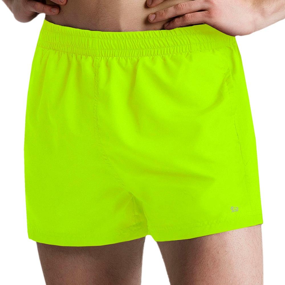 116f9bee3299 Pánske kúpacie šortky ANPORE Neon žlté