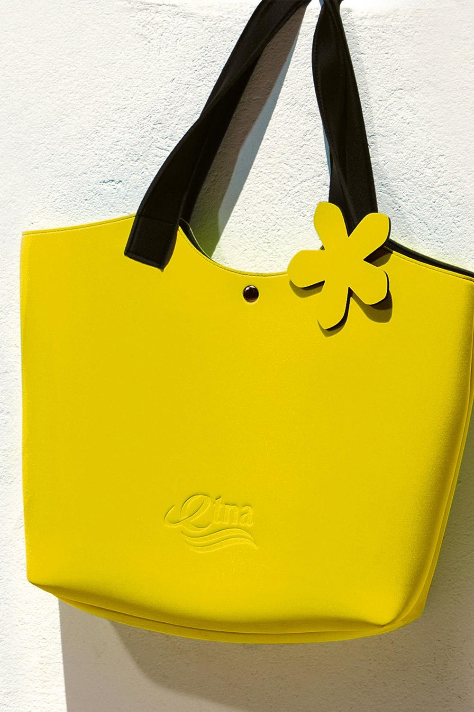 110656136fce Plážová taška Lady Etna žltá