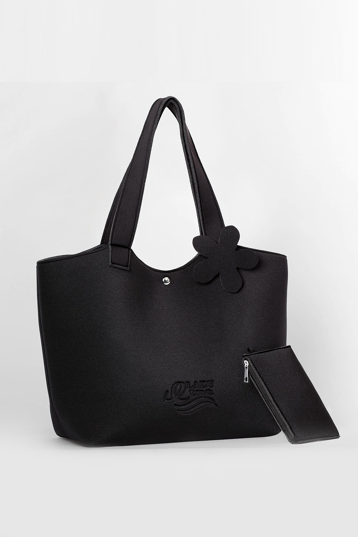 6b7d3421cc08 Plážová taška Lady Etna čierna