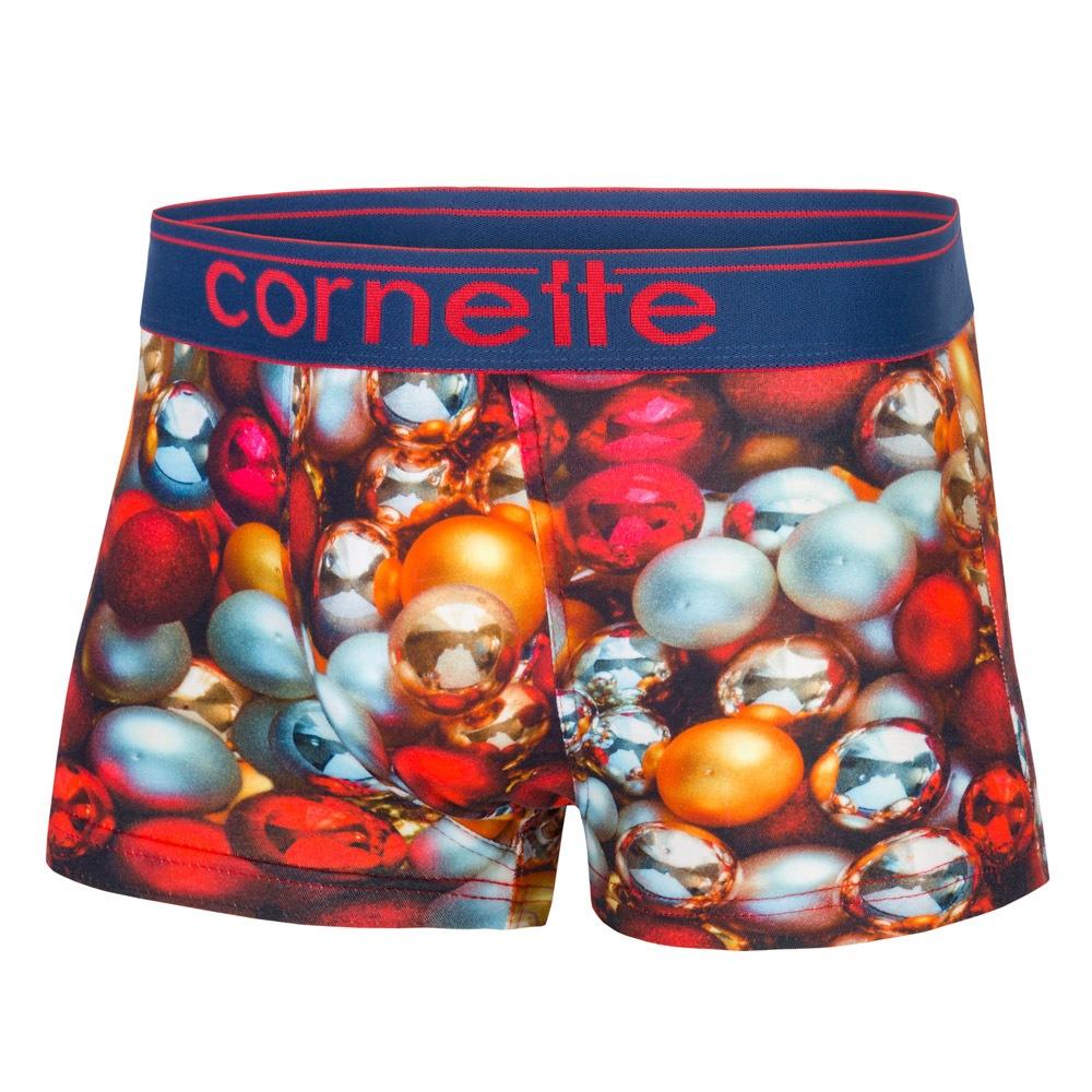 127cca8321e0 Pánske boxerky CORNETTE Vianočné ozdoby