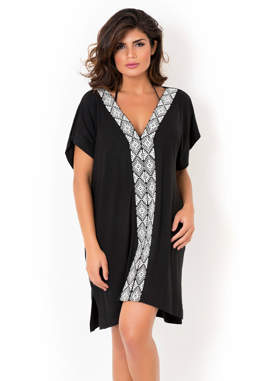7948dd46b Dámske talianske plážové šaty David Mare, Peyote