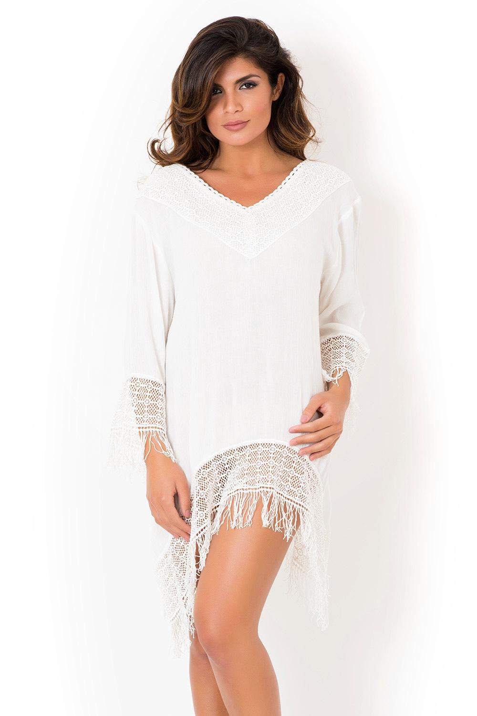 Dámske talianske letné šaty David Beachwear Delhi 48822f2fe9f