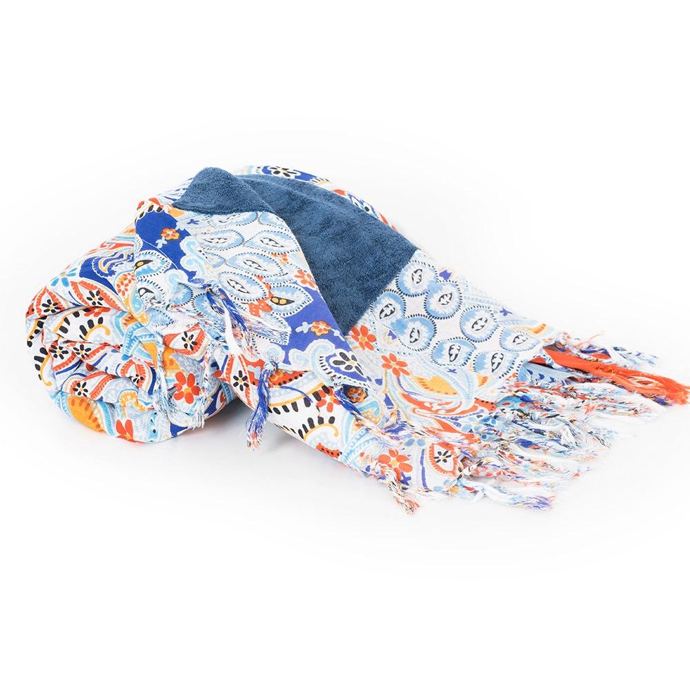 458f67817d7f Plážová deka talianskej značky David Beachwear Jaipur 180x100cm