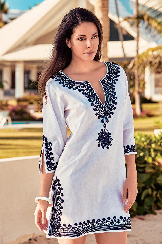 dc214a5dfa0c Dámske plážové šaty Sara I