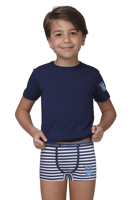 083eb8034b1c Chlapčenský komplet boxeriek a trička Enrico Coveri