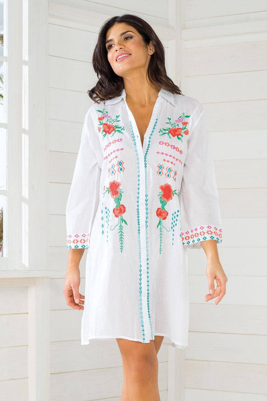 93c3c4211d6e Dámske talianske košeľové letné šaty Iconique IC8089