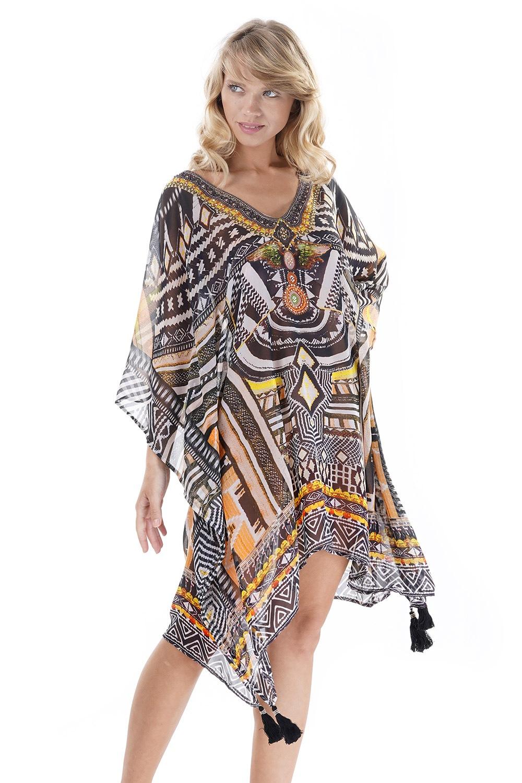 c5d5c6b7a807 Dámske plážové šaty Elissia