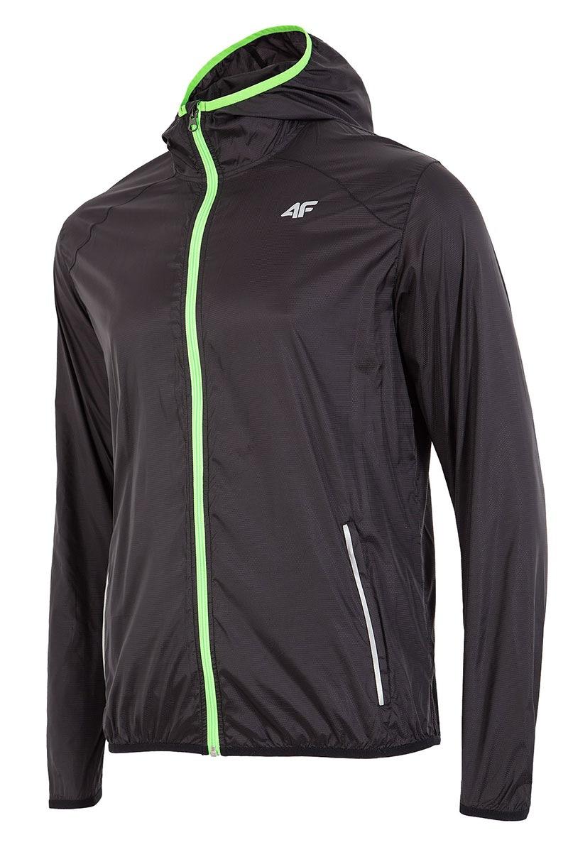 Pánska športová bunda z vodoodolného materiálu