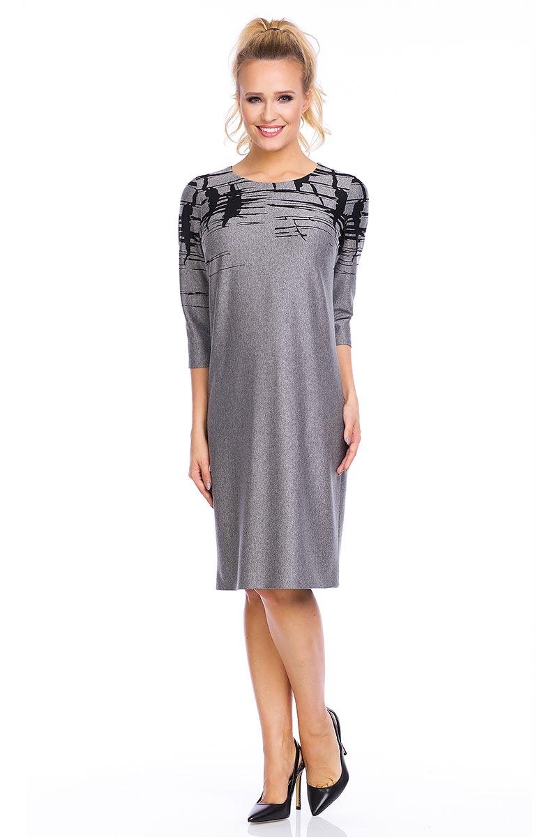 91219c3b1 Elegantné dámske šaty Livia Grey