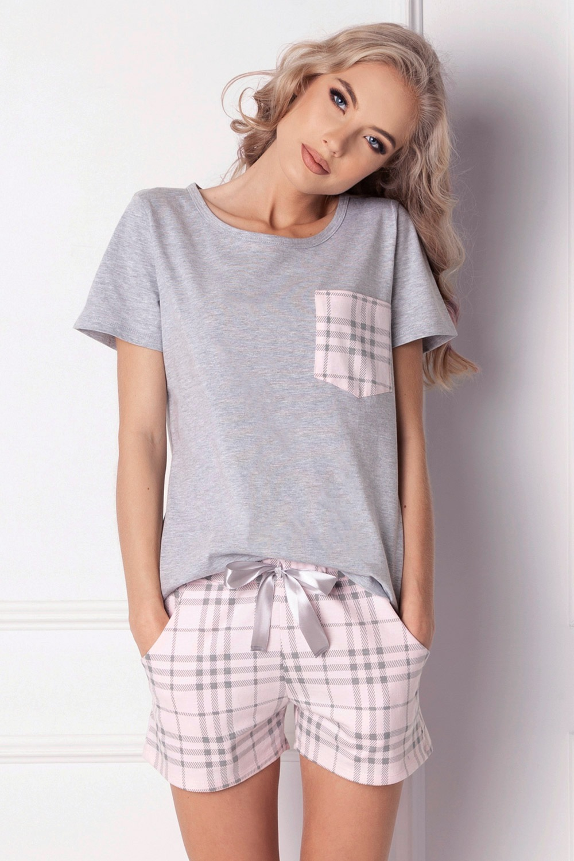 9d55b6bb4 Dámske pyžamo Londie krátke