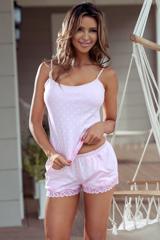 Dámske pyžamo Sweet Dreams Pink
