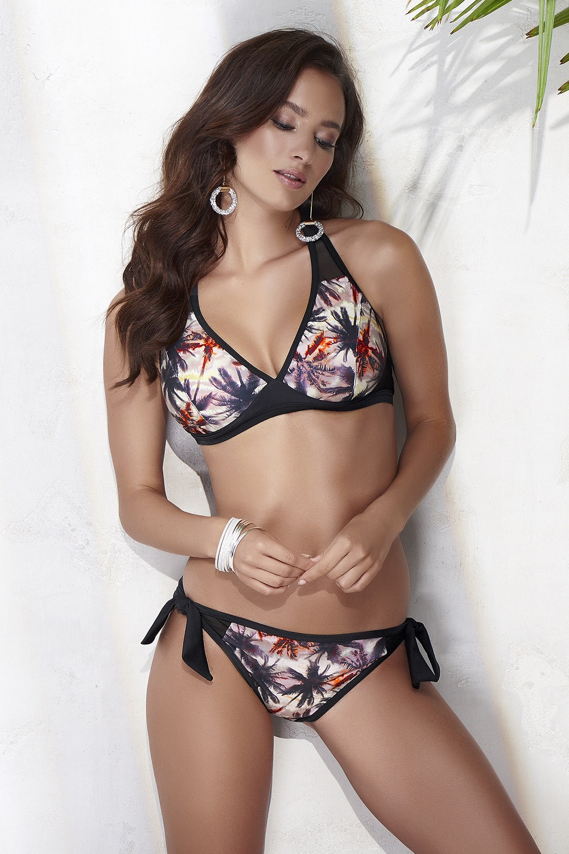 7f4b6d68374d Dámske dvojdielne plavky Vivien s kosticami