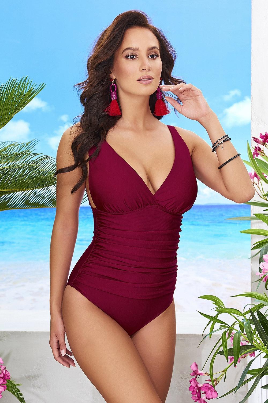 Dámske jednodielne plavky Sofia Vine 8cf5097145