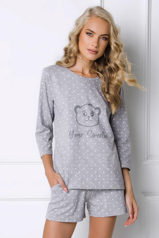 Dámske pyžamo Sweet Bear krátke