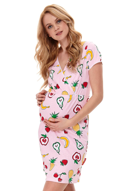 5d09858b28a0 Materská dojčiaca košieľka Fruits