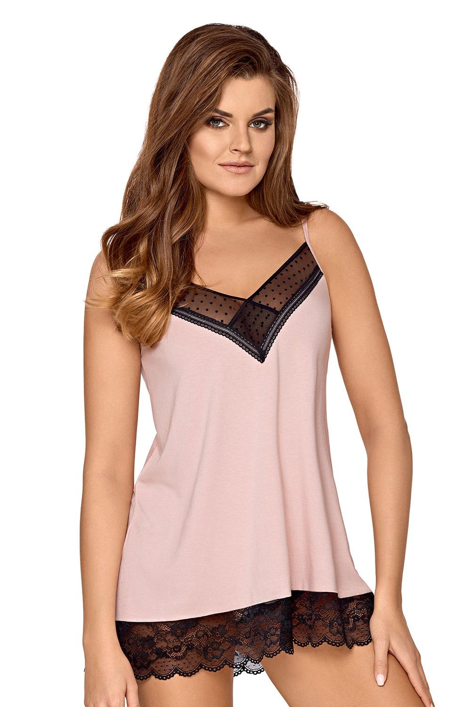 11ea6425e850 Elegantné dámske pyžamo Taylor